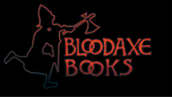 Bloodaxe Books logo