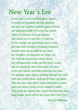 Satirical New Year S Poem