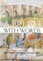 A Brush with Words, cover