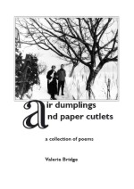 air dumplings and paper cutlets  cover image