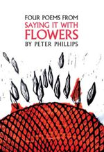 Four Poems from Saying It With Flowers, cover