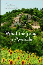 What they say in Avenale, cover