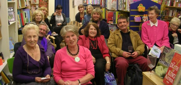 June English, Michael Bartholomew-Biggs, Maggie Hoyle, Katherine Gallagher, Nancy Mattson, Graham Mummery, Lesley McLetchie