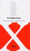 Image: Ten Hallam Poets cover